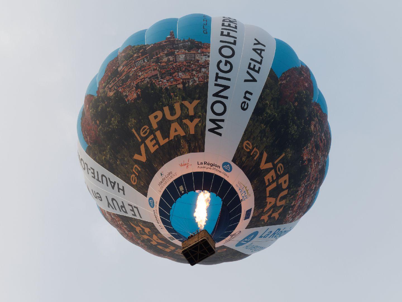 Montgolfière Kubicek BB37E Le Puy