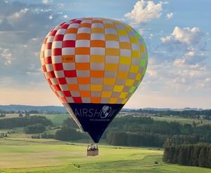 un nouveau design pour les ballons Airshow
